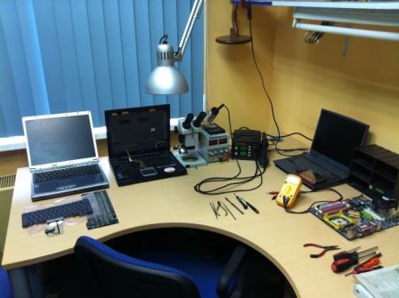 Ремонт ноутбуков на дом курское
